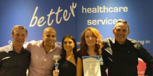 Healthcare office of the year