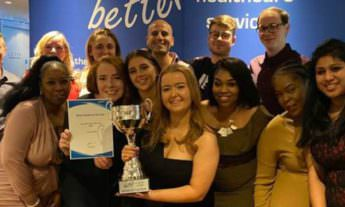 London office, winners of the overall office of the year award